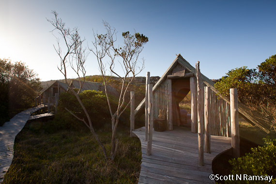 Silvermine Tented Camp