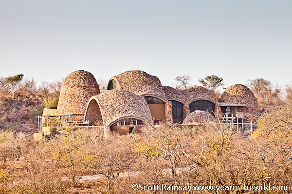 The interpretive centre at Mapungubwe National Park, recently opened to the public.