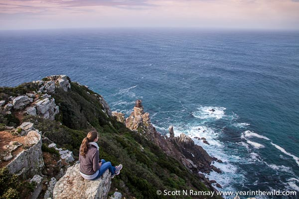 Cape Point, Table Mountain National Park, Western Cape, South Africa