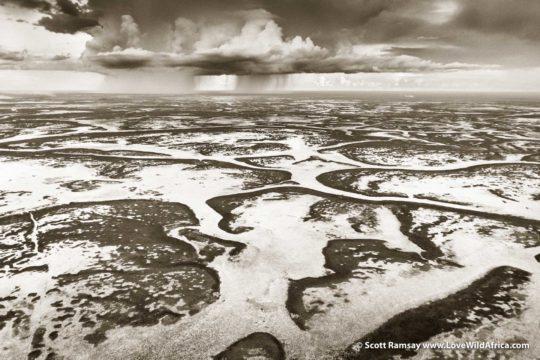 Bangweulu Swamps - Zambia