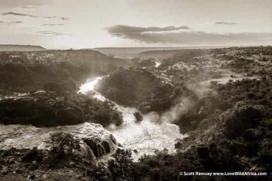 Ewaso Ngiro River - Laikipia - Kenya