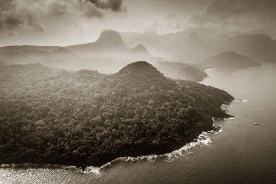 Baia das Agulhas - Principe Island