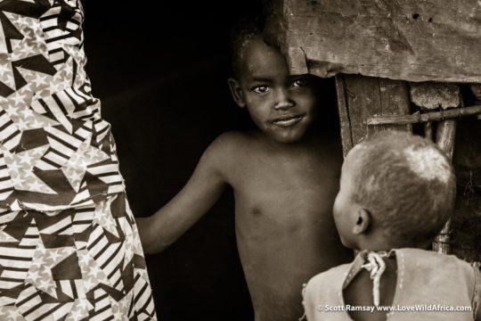 Samburu boy - Samburuland - Kenya